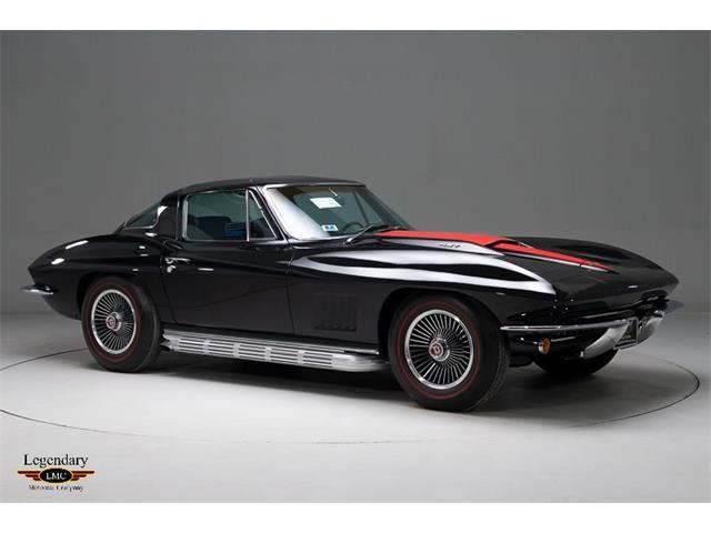1967 Chevrolet Corvette (CC-1432419) for sale in Halton Hills, Ontario