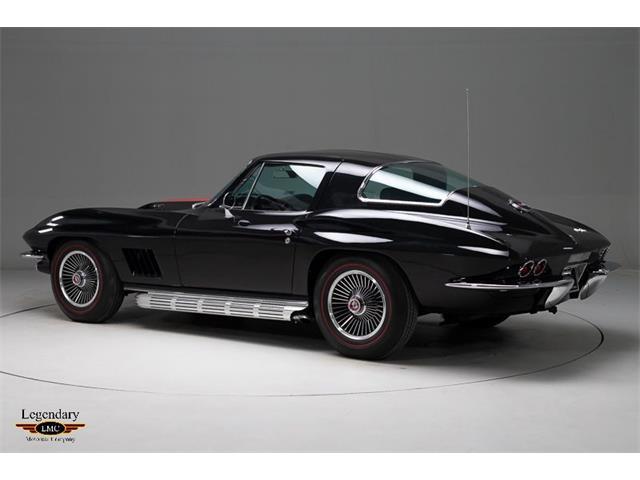 1967 Chevrolet Corvette (CC-1432419) for sale in Halton Hills, Ontario
