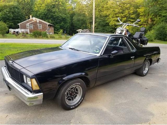 1980 Chevrolet El Camino (CC-1432422) for sale in Cadillac, Michigan