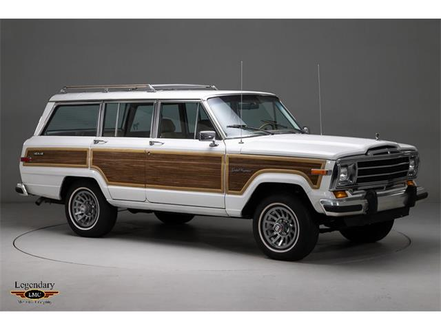 1988 Jeep Wagoneer (CC-1432423) for sale in Halton Hills, Ontario