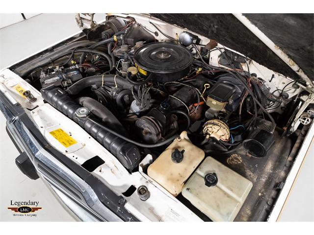 1988 Jeep Wagoneer (CC-1432423) for sale in Halton Hills, Ontario