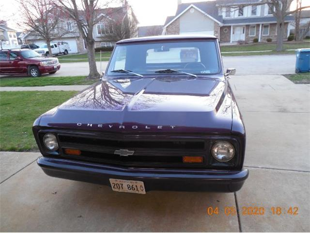 1967 Chevrolet C10 (CC-1432424) for sale in Cadillac, Michigan