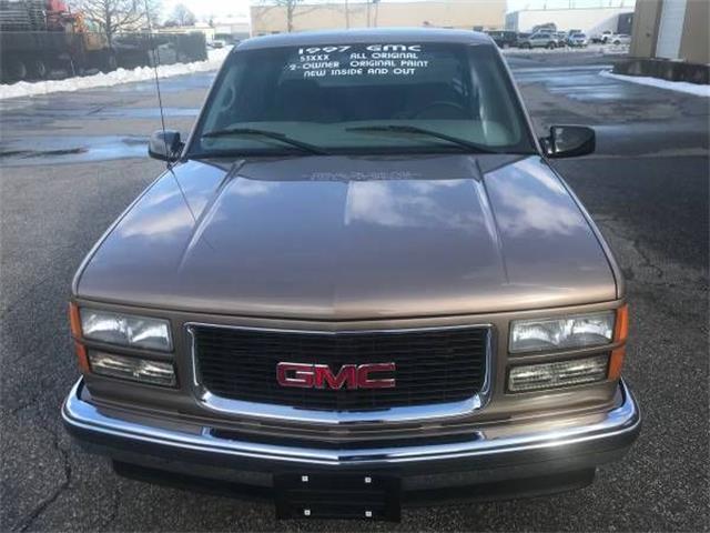 1997 GMC 1500 (CC-1432428) for sale in Cadillac, Michigan