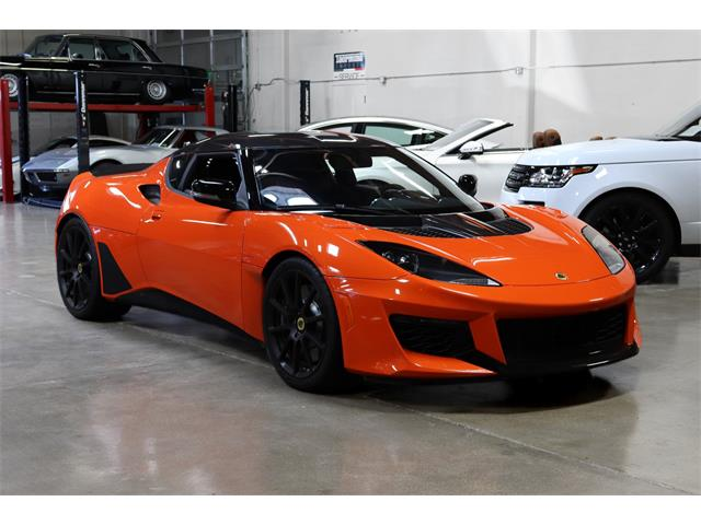 2020 Lotus Evora (CC-1432429) for sale in San Carlos, California