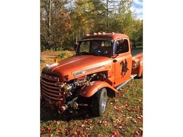 1949 Ford F1 (CC-1432435) for sale in Cadillac, Michigan