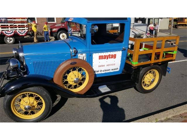 1931 Ford Model A (CC-1432440) for sale in Cadillac, Michigan