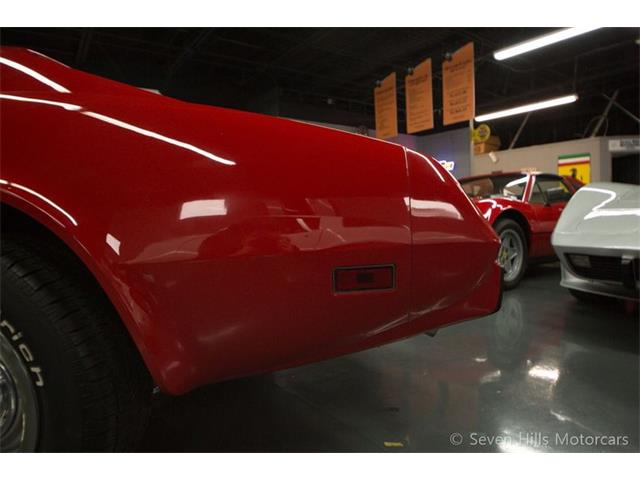 1976 Chevrolet Corvette (CC-1432441) for sale in Cincinnati, Ohio