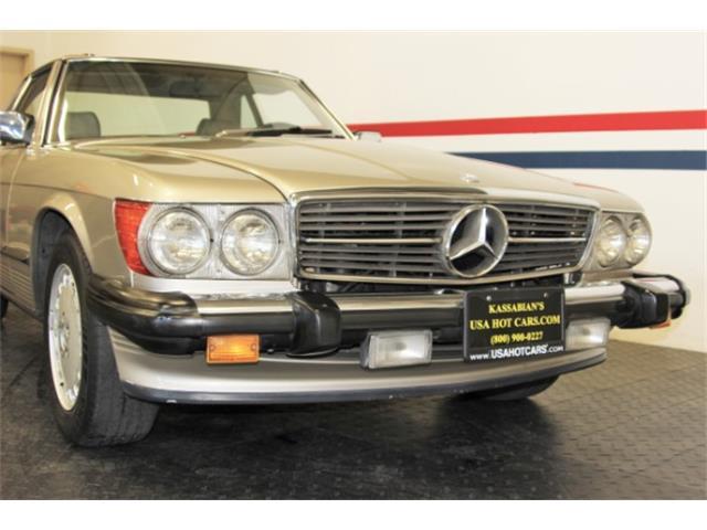 1989 Mercedes-Benz 560 (CC-1432449) for sale in San Ramon, California