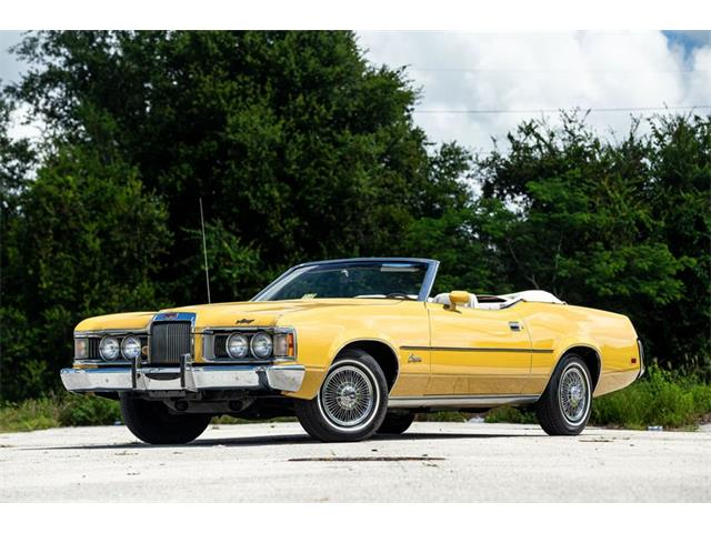 1973 Mercury Cougar (CC-1432464) for sale in Orlando, Florida