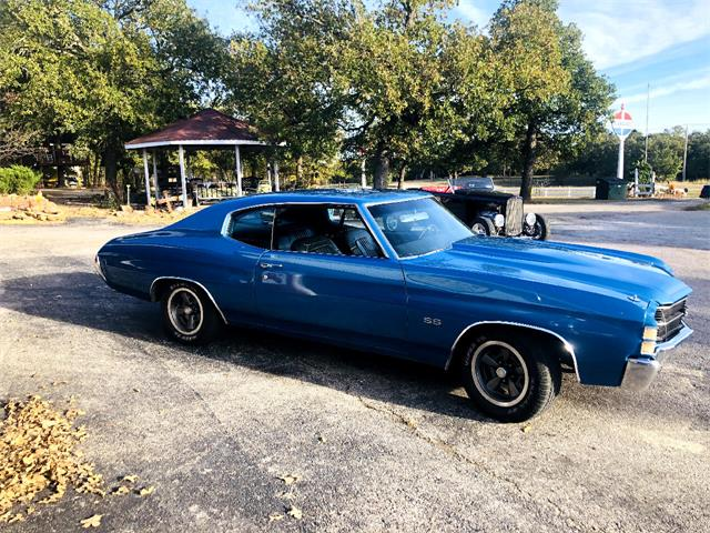 1971 Chevrolet Chevelle SS (CC-1432489) for sale in Wilson, Oklahoma