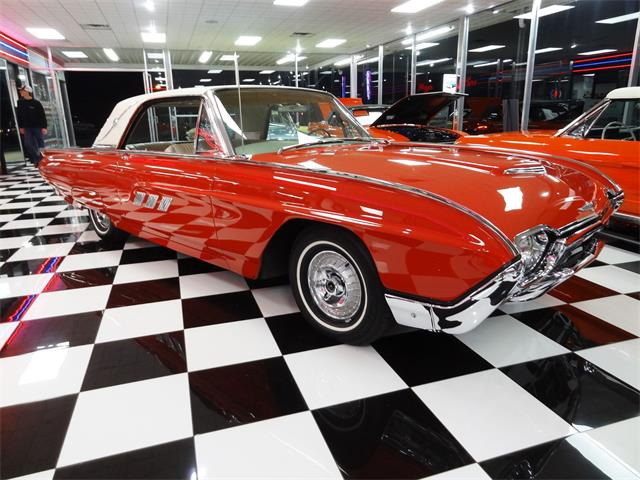 1963 Ford Thunderbird (CC-1432491) for sale in Bonner Springs, Kansas