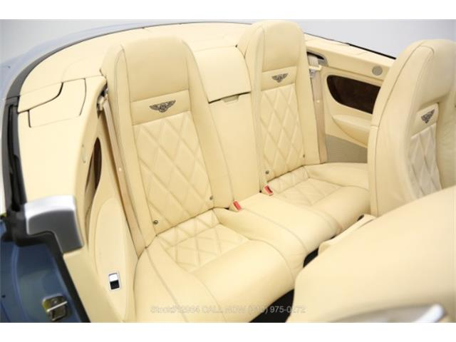 2008 Bentley Continental GTC (CC-1432530) for sale in Beverly Hills, California