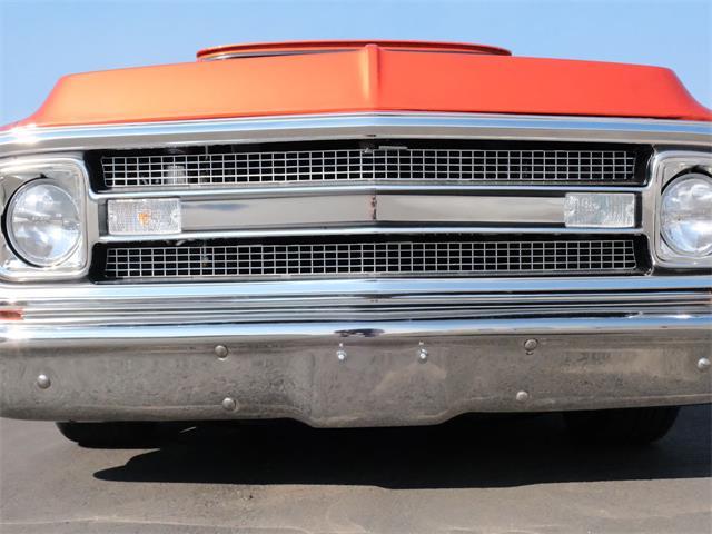 1969 Chevrolet C10 (CC-1432535) for sale in O'Fallon, Illinois