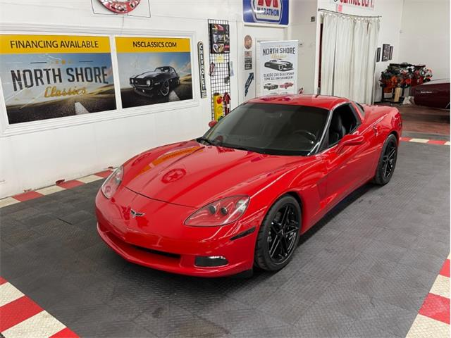 2007 Chevrolet Corvette (CC-1432537) for sale in Mundelein, Illinois