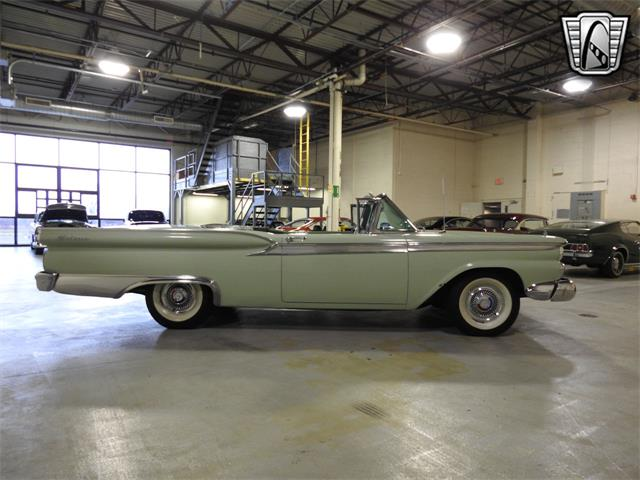 1959 Ford Galaxie Skyliner (CC-1432544) for sale in O'Fallon, Illinois
