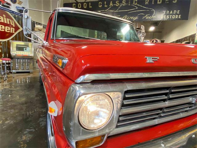 1968 Ford F250 (CC-1432552) for sale in Redmond, Oregon