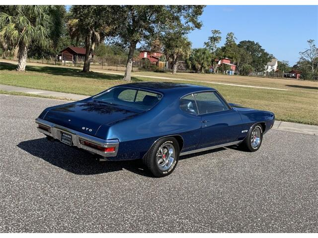 1970 Pontiac GTO (CC-1432556) for sale in Clearwater, Florida