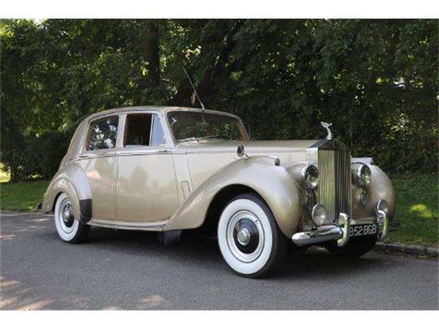 1952 Rolls-Royce Silver Dawn (CC-1432564) for sale in Astoria, New York