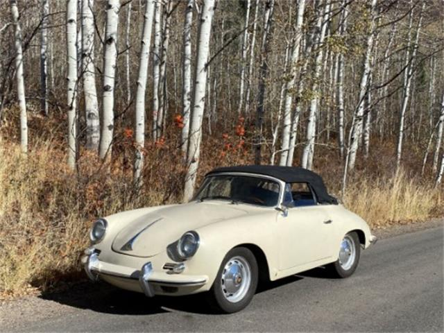 1963 Porsche 356B (CC-1432567) for sale in Astoria, New York