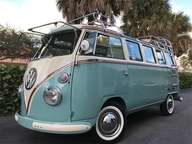 1966 Volkswagen Vanagon (CC-1432568) for sale in Boca Raton, Florida