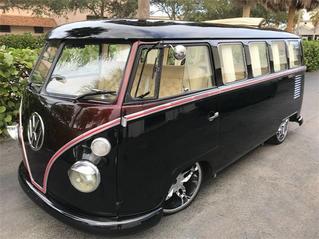 1965 Volkswagen Vanagon (CC-1432570) for sale in Boca Raton, Florida