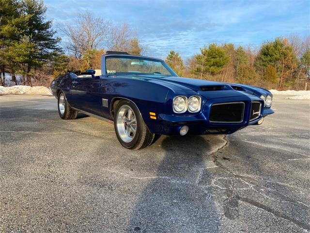 1971 Pontiac LeMans (CC-1432572) for sale in Westford, Massachusetts