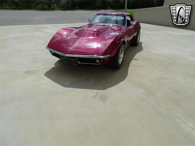 1969 Chevrolet Corvette (CC-1432579) for sale in O'Fallon, Illinois