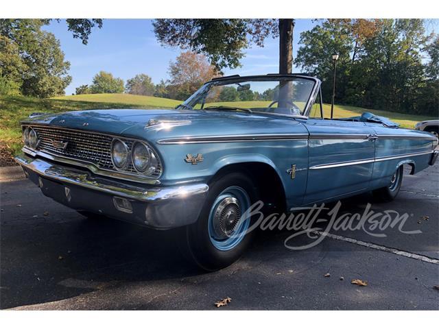 1963 Ford Galaxie 500 (CC-1430258) for sale in Scottsdale, Arizona