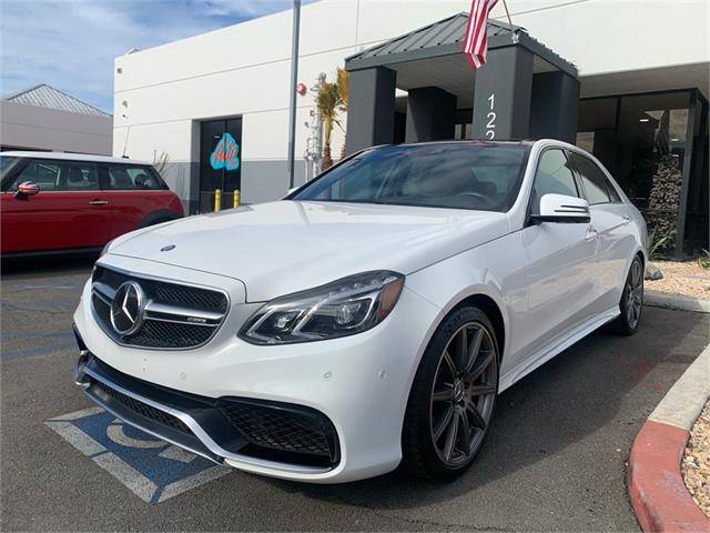 2015 Mercedes-Benz E36 (CC-1432587) for sale in Palm Springs, California