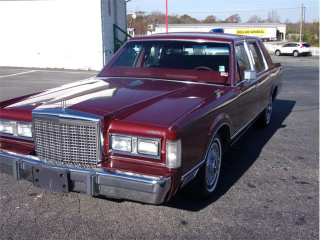 1985 Lincoln Town Car (CC-1432589) for sale in Greensboro, North Carolina