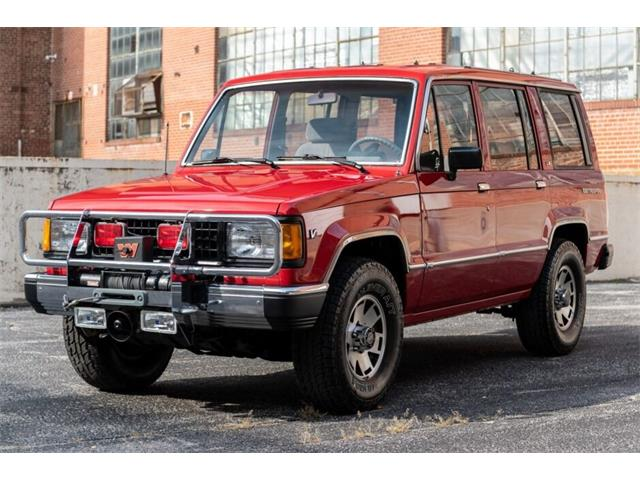 1990 Isuzu Trooper (CC-1432590) for sale in Saint Charles, Missouri