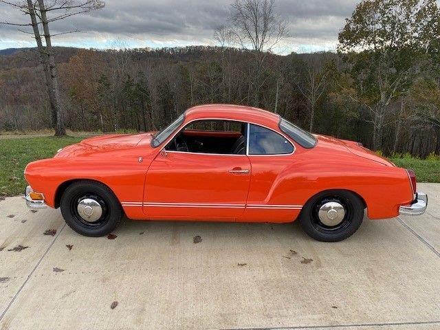 1974 Volkswagen Karmann Ghia (CC-1432591) for sale in Greensboro, North Carolina
