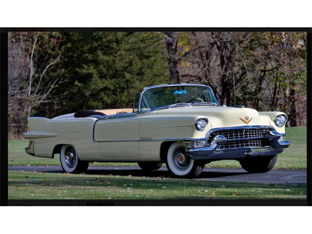 1955 Cadillac Eldorado (CC-1432598) for sale in Greensboro, North Carolina