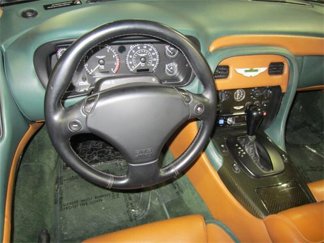2001 Aston Martin DB7 (CC-1432600) for sale in Delray Beach, Florida