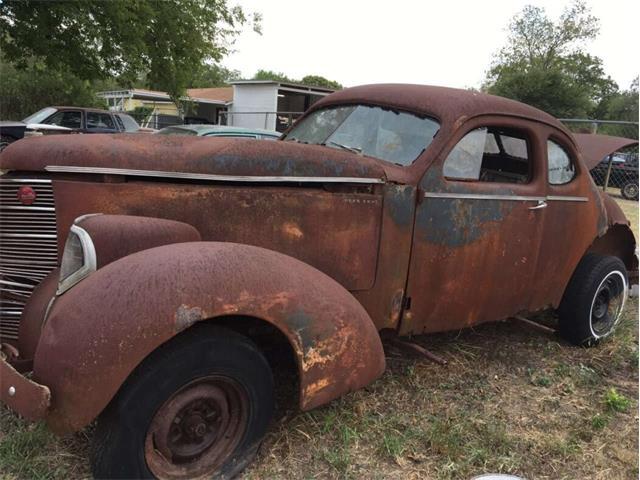 1938 Studebaker President (CC-1432606) for sale in Midlothian, Texas