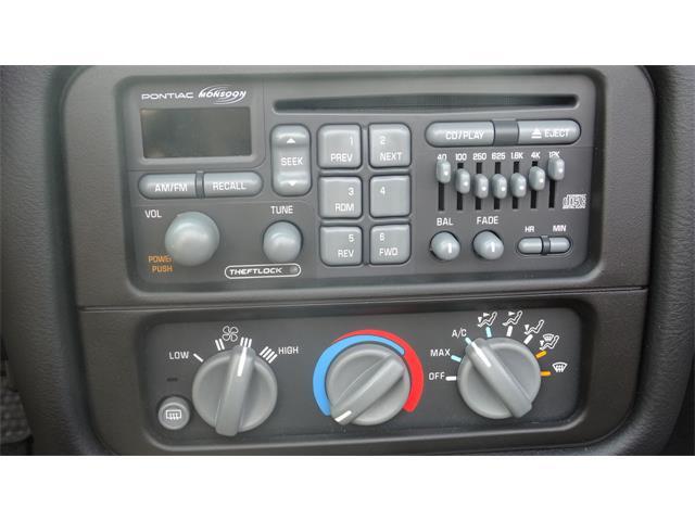 2002 Pontiac Firebird Trans Am (CC-1432616) for sale in O'Fallon, Illinois
