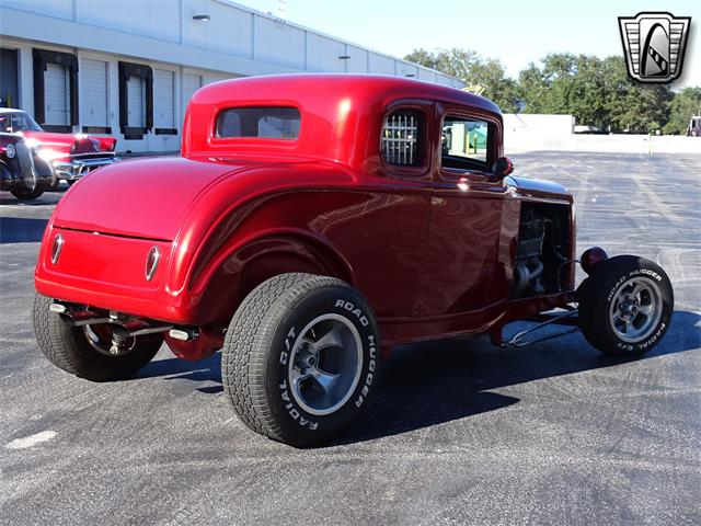1932 Ford 5-Window Coupe (CC-1432636) for sale in O'Fallon, Illinois