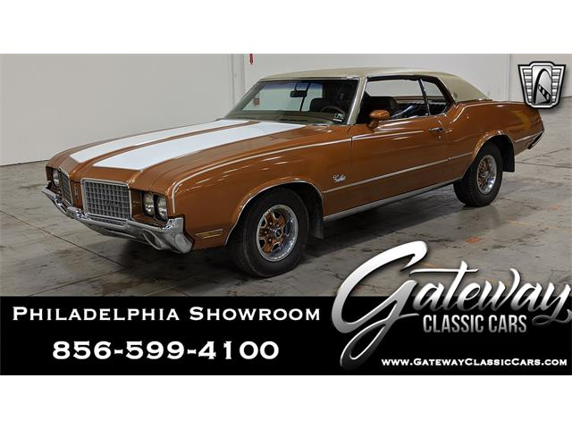 1972 Oldsmobile Cutlass (CC-1432640) for sale in O'Fallon, Illinois