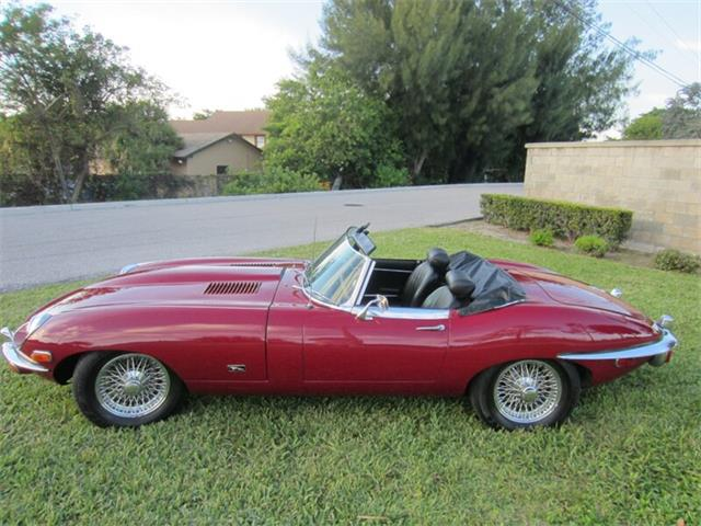 1971 Jaguar E-Type (CC-1430266) for sale in Delray Beach, Florida