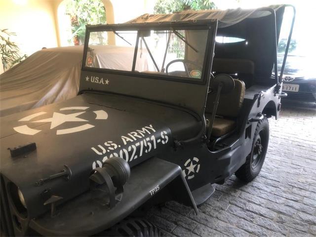 1942 Jeep CJ (CC-1432660) for sale in São Paulo, SP