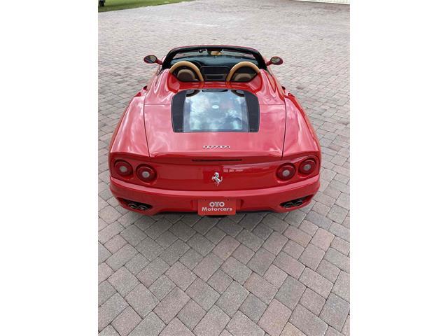 2001 Ferrari 360 F1 Spider (CC-1432663) for sale in Sarasota, Florida