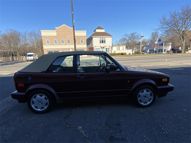1992 Volkswagen Cabriolet (CC-1432674) for sale in HIGHLAND PARK, New Jersey