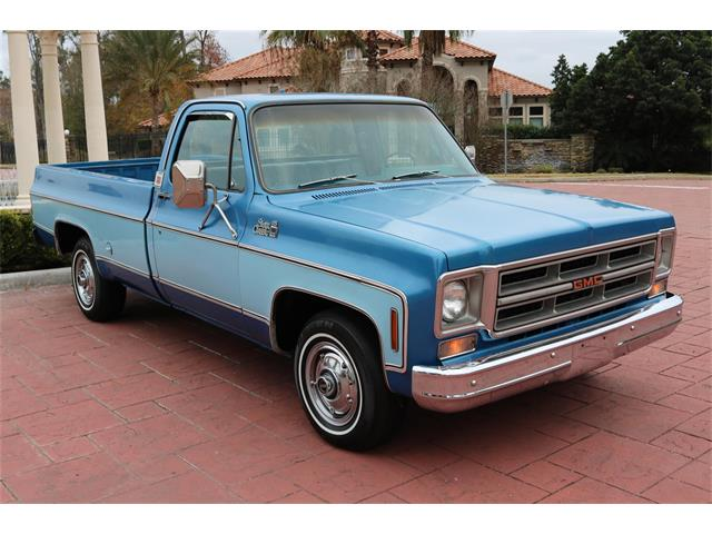 1976 GMC Sierra (CC-1432681) for sale in Conroe, Texas
