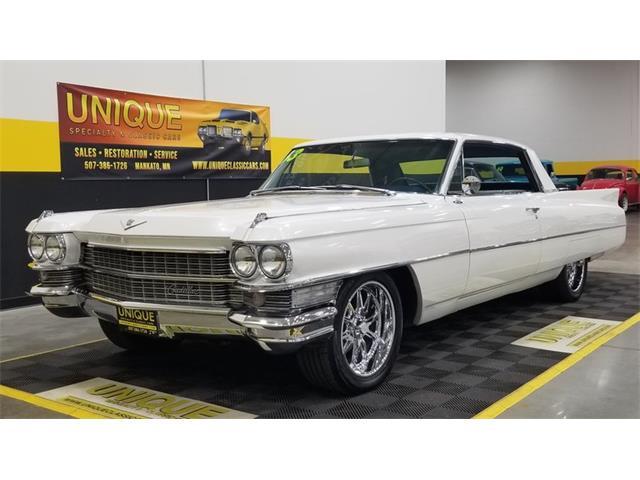 1963 Cadillac Series 62 (CC-1432684) for sale in Mankato, Minnesota