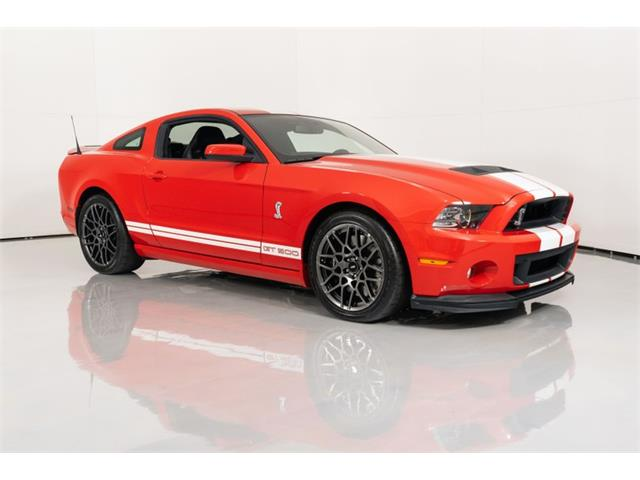 2014 Shelby GT500 (CC-1432687) for sale in St. Charles, Missouri