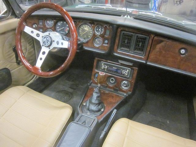 1979 MG MGB (CC-1432706) for sale in Stratford, Connecticut