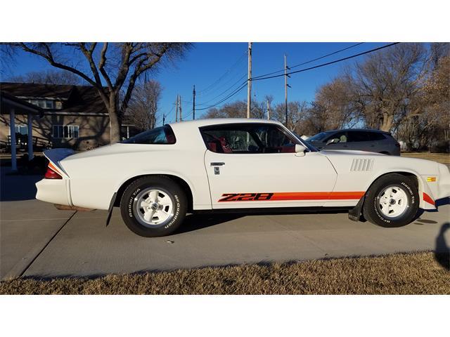 1979 Chevrolet Camaro Z28 (CC-1432707) for sale in Shickley, Nebraska
