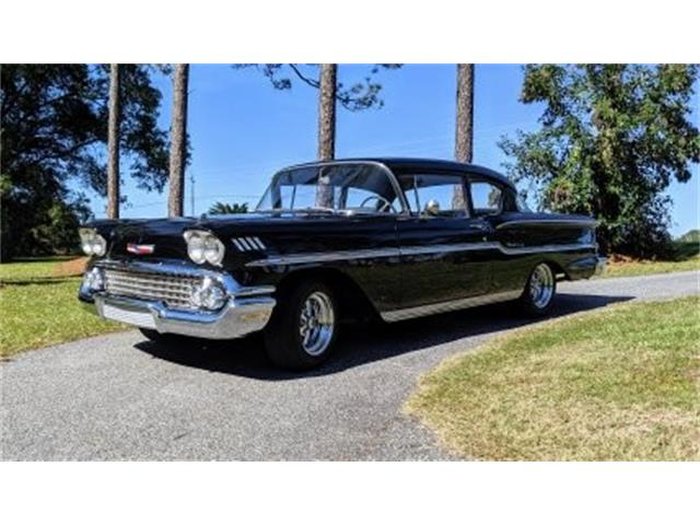 1958 Chevrolet Delray (CC-1432709) for sale in Moultrie , Georgia