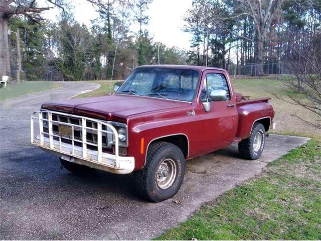 1978 GMC 1500 (CC-1432711) for sale in LANETT, ALA