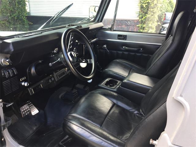 1985 Jeep CJ7 (CC-1432712) for sale in Santa Barbara , California